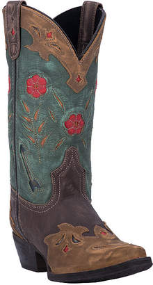 Laredo Womens Miss Kate Block Heel Cowboy Boots
