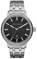 Armani Exchange Maddox Silver Watch
