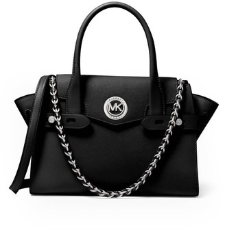 Michael Kors Carmen Black Handbag