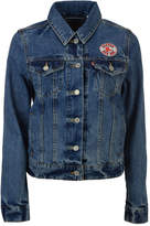 Levi's Women's Boston Red Sox Denim Trucker Jacket