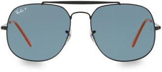 Ray-Ban RB3561 57MM General Aviator Sunglasses