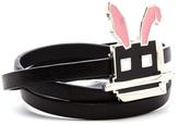 McQ by Alexander McQueen Women's Electro Bunny Mini Bracelet Plasticine/Silver