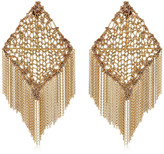 Rosantica Trama Chain Fringe Earrings