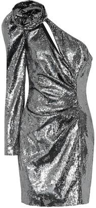 Dundas Sequinned minidress