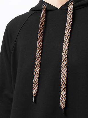 Paul Smith Contrast Stripe Detail Hoodie