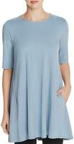 Eileen Fisher Elbow Sleeve Tunic