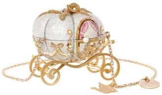 Judith Leiber x Disney Cinderella Pumpkin Clutch Bag