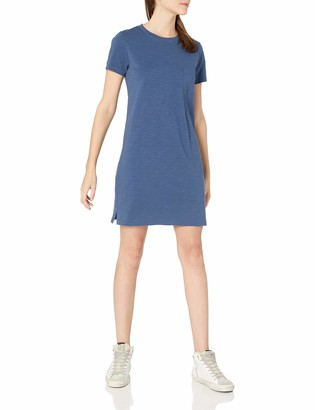 Goodthreads Heavyweight Cotton Slub T-Shirt Pocket Dress