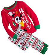 Disney Minnie Mouse Fun Family Pajama Set for Girls
