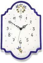 Williams-Sonoma Williams Sonoma Cornflower Ceramic Clock