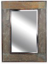 Kenroy Home 28-Inch x 38-Inch River Mirror in Slate