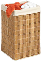 Honey-Can-Do Square Wicker Laundry Hamper