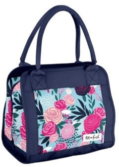 Fit & Fresh Carolina Insulated Lunch Bag