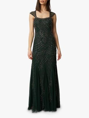 Raishma Lola Embellished Gown