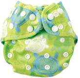 Bumkins Diaper Cover Turtle, Multi-Color