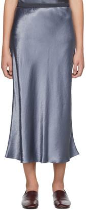 MAX MARA LEISURE Purple Alessio Skirt