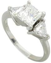 Platinum & 2.02ct Diamond Ring Size 6.5