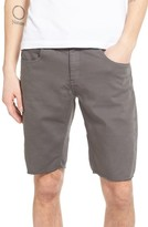 Ezekiel Men's 'Rebound' Skinny Fit Denim Shorts