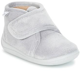 Citrouille et Compagnie HALI girls's Flip flops in Grey