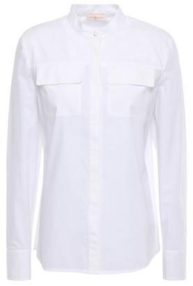 Tory Burch Cotton-poplin Shirt
