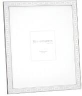 Reed & Barton Silver Link White Frame, 8 x 10