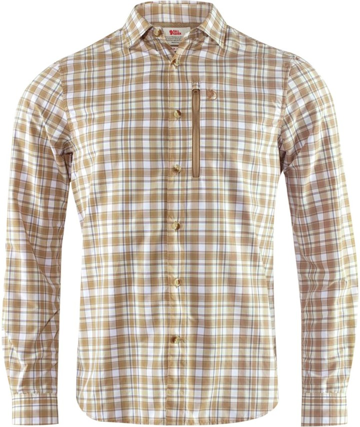 478da70f3 Beige Plaid Men's Shirts - ShopStyle