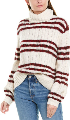 A.L.C. Zaira Wool & Silk-Blend Sweater