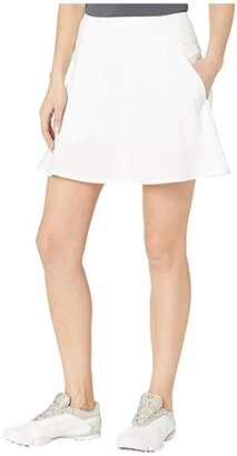 Puma PWRSHAPE Solid Woven Skirt (Ethereal Blue) Women's Skirt
