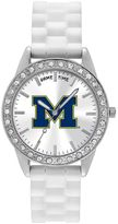 Game Time Watch - Women's Frost Series Michigan Wolverines Silicone