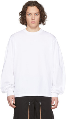 Random Identities White Back Logo T-Shirt