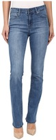 Liverpool Sadie Straight Leg Jeans in Melbourne Light Blue