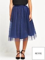 Petite Midi Skirt - ShopStyle UK