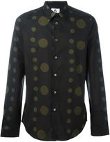 Paul Smith dotted print shirt - men - Cotton - S
