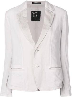 Y's lightweight blazer