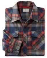 L.L. Bean Overland Performance Flannel Shirt