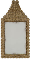 One Kings Lane Arlington Wall Mirror, Washed Oak