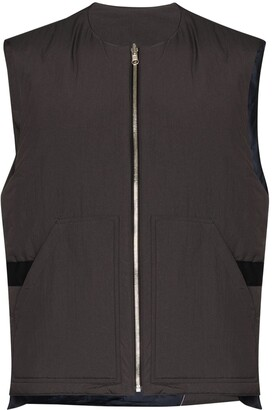 NULABEL Recycled Reversible Gilet