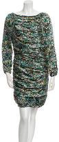Diane von Furstenberg Silk Keena Dress