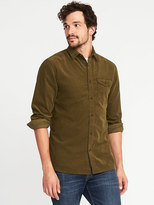 Old Navy Slim-Fit Corduroy Shirt for Men