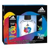 adidas Team Five Trio 3 pack