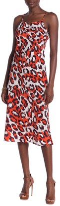 Diane von Furstenberg Silk Slip Dress