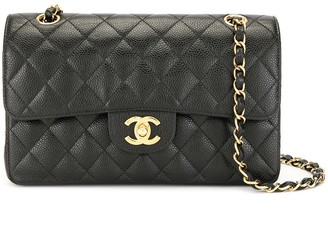 Chanel Pre Owned 2005 Double Flap shoulder bag