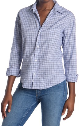 Frank And Eileen Barry Plaid Classic Tailored Fit Shirt