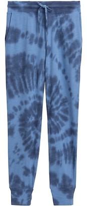 Splendid Tie-Dye Jersey Pants