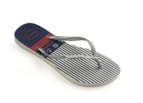 Havaianas Women's Slim Nautical Flip Flops Women's Shoes