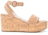 Gianvito Rossi Billie platform sandals