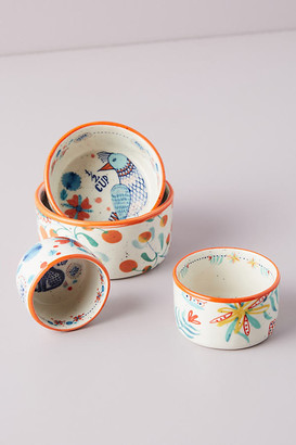Anthropologie Annevieve Measuring Cups, Set of 4 By in Assorted Size MEAS CUPS