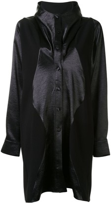 KIKO KOSTADINOV Hooded Button Shirt