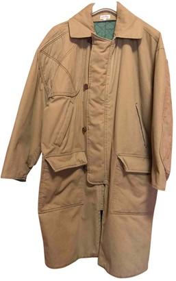 JC de CASTELBAJAC Khaki Cotton Jackets