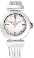 Charriol Ael Round Steel Watch, 33mm